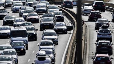 La circulation alternée n'est pas reconduite ce week-end sur Paris. (Photo d'illustration)