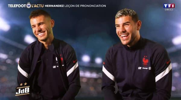 Lucas et Theo Hernandez