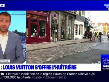Lille: Louis Vuitton s'offre l'Huîtrière