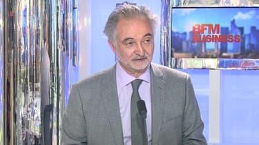 Jacques Attali était l'invité de BFM Business, mercredi 27 mars.