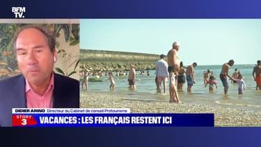 Story 4 : Les Français restent ici pour les vacances - 30/07