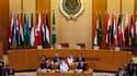 La Ligue arabe a annoncé mercredi l'acceptation par la Syrie d'un plan visant à faire cesser la répression sanglante des manifestations contre le président Bachar al Assad. /Photo prise le 2 novembre 2011/REUTERS/Mohamed Abd El-Ghany