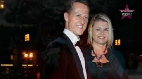 Michael Schumacher : Soulagée sa femme prend la parole