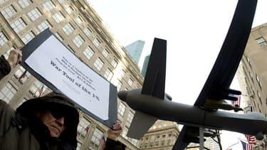 Aux Etats-Unis, le débat sur les drones est vif. Les robots ont déjà tué des citoyens américains.