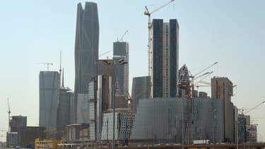 La construction du quartier financier de Ryad en Arabie Saoudite est opérée par Saudi Oger.