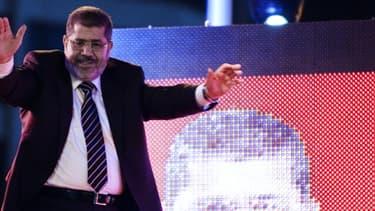 Mohamed Orsi, le 12 mai 2012, alors en campagne pour l'élection présidentielle.