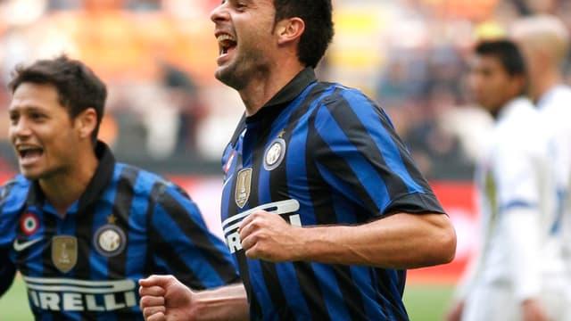 Mauro Zaratte et Thiago Motta