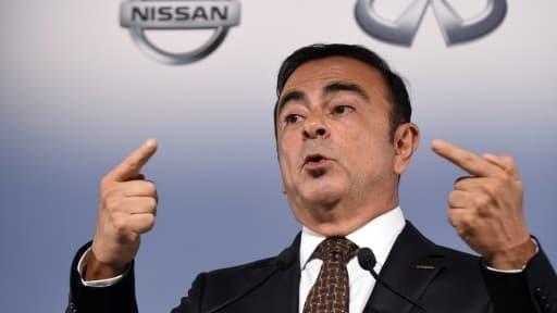 Carlos Ghosn estime qu'un bon salaire sert à attirer les bons patrons.