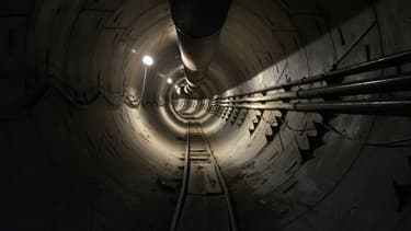 C'est sur Instagram qu'Elon Musk annonce que le premier tunnel creusé par The Boring Company sous Los Angeles est achevé.