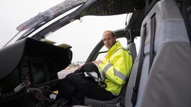 Le prince William le 13 juillet 2015