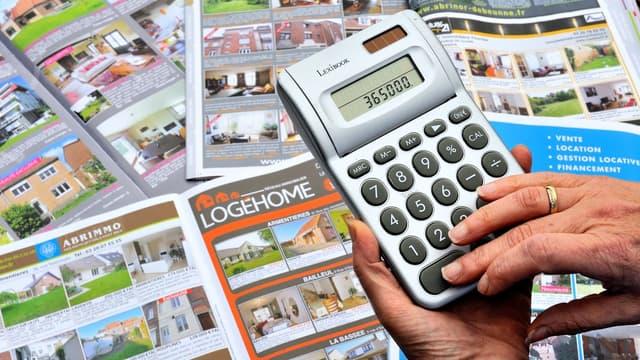5 conseils pour diminuer le coût total de son prêt immobilier, avec le courtier Credixia.