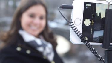 Les selfies en extérieur seront en revanche toujours autorisés. (illustration)