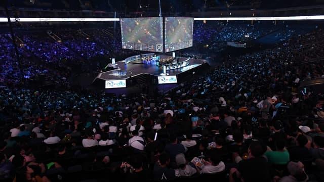 En septembre 2017, League of Legends avait réuni, sur deux jours, plus de 20.000 personnes à l'AccordHotels Arena