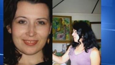 Anne Duchauffour et sa mère Corinne