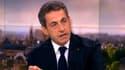 Nicolas Sarkozy invité du journal de 20 heures de France 2 le 31 mai 2015.