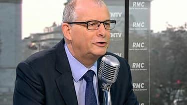 Christian Lajoux, président de Sanofi France