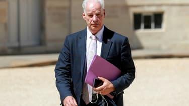 Alain Griset, le 24 juin 2020 à l'Elysée