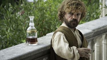 "Peter Dinklage, qui incarne Tyrion Lannister dans la série ""Game of Thrones"""