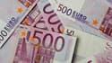 Des billets de 500 euros, image d'illustration.