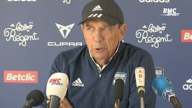 """Bordeaux : """"Cassure"""", """"bisounours""""... Le message de Gasset à ses joueurs"""
