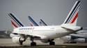 """Le mouvement n'aura """"aucun impact"""" sur le programme de vols samedi, selon la direction d'Air France."""