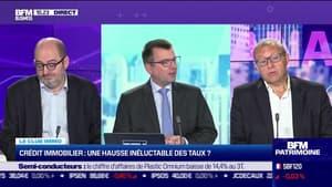 Le club BFM immo (1/2): Crédit immobilier, une hausse inéluctable des taux ? - 27/10