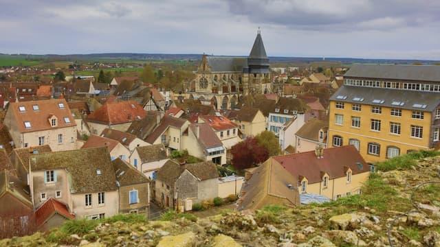 La zone de Houdan, nichée entre Dreux et Versailles, en bordure de forêt de Rambouillet, s'étend une campagne préservée, à une heure de voiture de Paris.