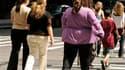 """Le nombre d'adultes américains obèses a augmenté de 1% entre 2007 et 2009 pour atteindre plus de 72 millions, soit 26,7% de la population, selon le gouvernement fédéral américain, qui s'alarme de cette """"menace majeure pour la santé publique"""". /Photo d'arc"""