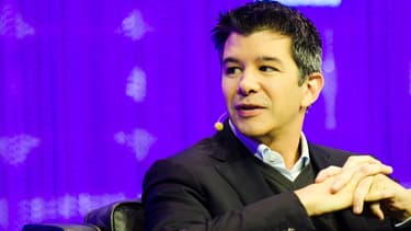 Travis Kalanick, PDG d'Uber