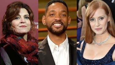 Agnès Jaoui,Will Smith et Jessica Chastain font partie du jury de Cannes cette année.