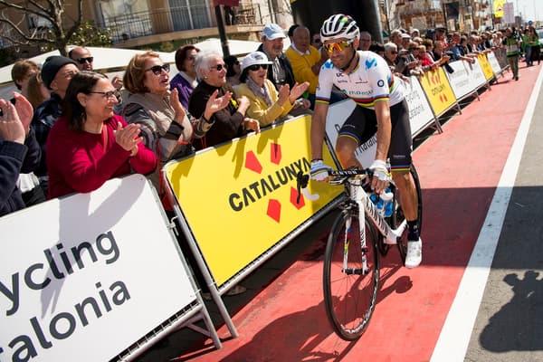 Alejandro Valverde doit déclarer forfait pour le Tour d'Italie où était attendu.