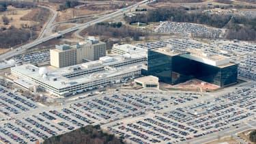 Les quartiers généraux de la NSA, dans le Maryland