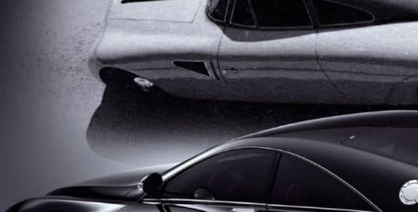Dévoilé en 2005, le concept Exelero présentait déjà une vision de ce que pourrait donner un coupé Maybach.