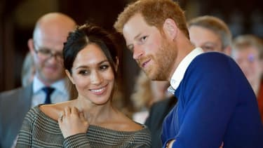 Le prince Harry et Meghan Markle se marient le samedi 19 mai