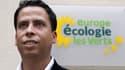 """Mounir Satouri, président du groupe EELV à la région Ile-de-France, annonce la possible """"scission"""" du groupe."""