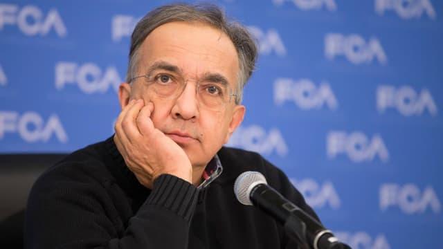 Sergio Marchionne, le PDG de Fiat Chrysler, assure que son groupe n' pas triché