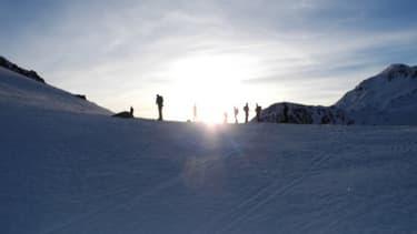 Skier en juin, du jamais-vu à la station de Porté-Puymorens.
