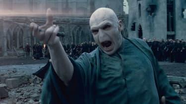 "Voldemort dans la saga de films ""Harry Potter"""