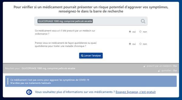 Covid19-medicaments.com
