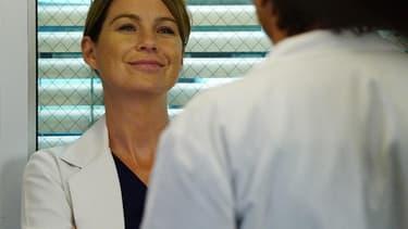 """Ellen Pompeo dans la 13e saison de """"Grey's Anatomy""""."""