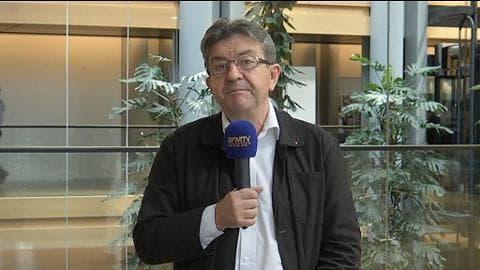 "Grèce: Merkel doit ""essayer de devenir sérieuse"", selon Mélenchon"