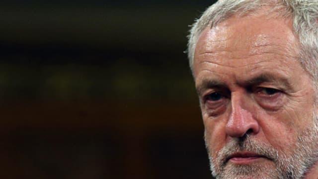 Jeremy Corbyn, le 20 octobre 2015.