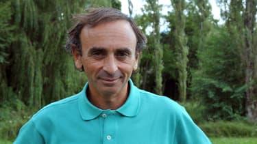 """Les positions de Zemmour """"ternissent les valeurs"""" défendues par RTL (SDJ). Eric Zemmour ici en 2010 à Paris."""