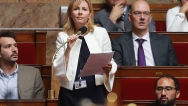 Emilie Cariou, députée LREM.