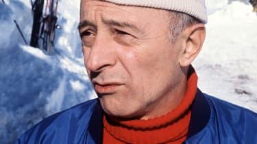 Michel Audiard en 1977