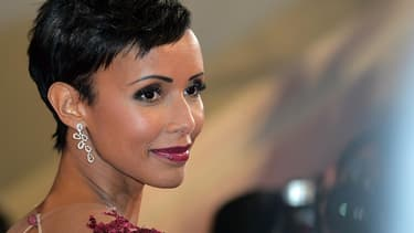 Sonia Rolland, ex-Miss France, mannequin et réalisatrice de documentaires.