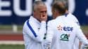 Le conseil secret de Didier Deschamps aux Bleus.