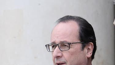 François Hollande et Jean-Marc Ayrault, le 2 juin 2016.