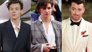 Harry Styles, Christine & The Queens et Sam Smith figurent tous les trois sur les playlists de Deezer