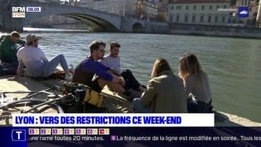 Lyon: vers des restrictions supplémentaires pour limiter les attroupements le week-end